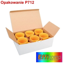 Opakowanie na kubki P712
