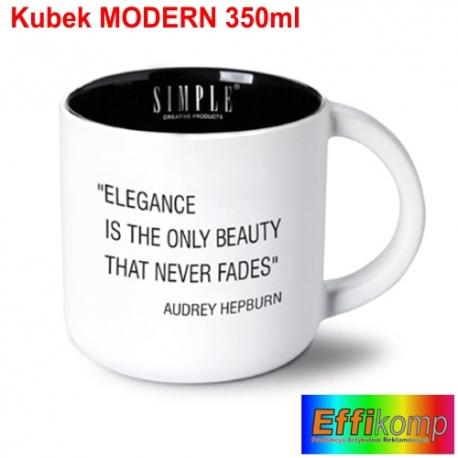 4719f9dfde32 Kubek reklamowy MODERN - Kubki reklamowe z nadrukiem LOGO dla firm