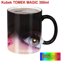 Kubek reklamowy TOMEK MAGIC