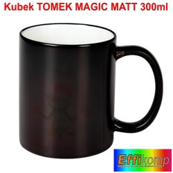 Kubek reklamowy TOMEK MAGIC MATT