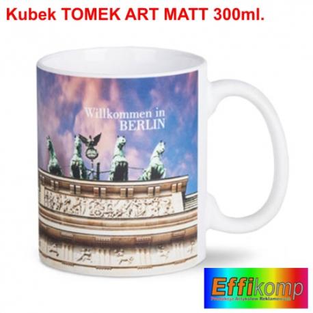 Kubek reklamowy TOMEK ART