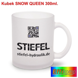 Kubek reklamowy SNOW QUEEN